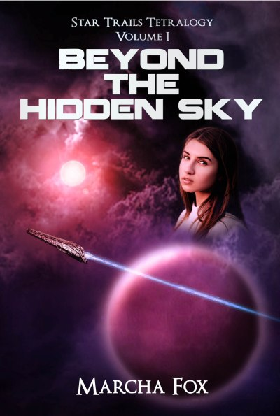 Beyond the Hidden Sky Front Cover